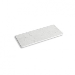 San Marmor Tablett rechteckig