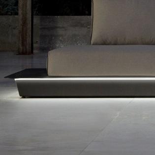 LED-Beleuchtung für Air Gartensofa