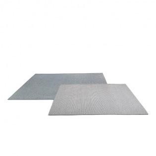 Steps Teppich, quadratisch