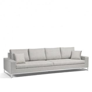 Manutti Zendo 3-Sitzer Lounge-Gartensofa