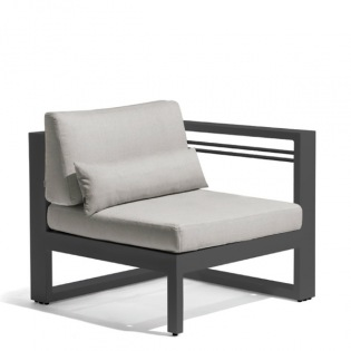 Manutti Fuse Lounge-Seitenelement